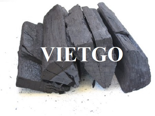 Opportunity to export black charcoal for a potential customer from Canada