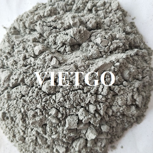 Opportunity to export 40.000 tons of fly ash per month to the Cambodian market