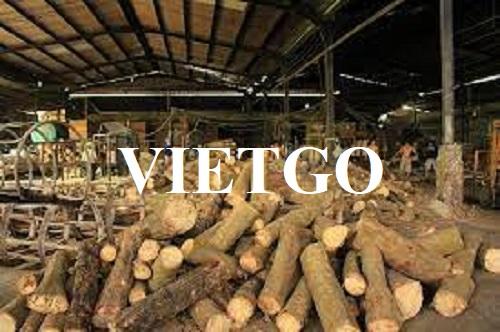 Cơ hội xuất khẩu gỗ cao su tròn sang thị trường Trung Quốc