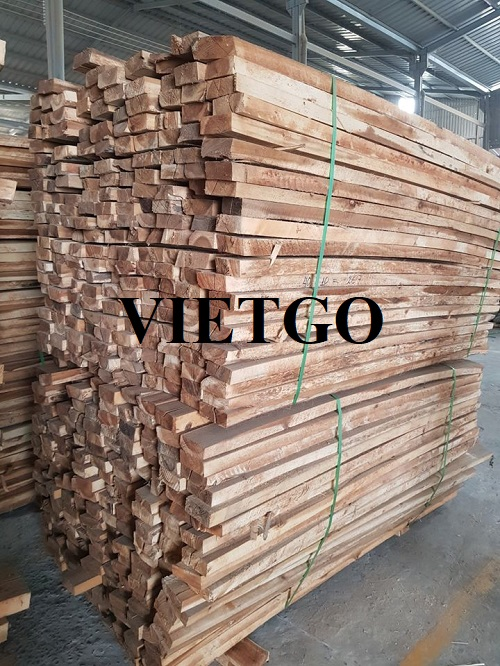 Opportunity to export acacia timbers to the Sri Lankan market