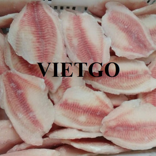 Opportunity to export tilapia fillet products to the US market