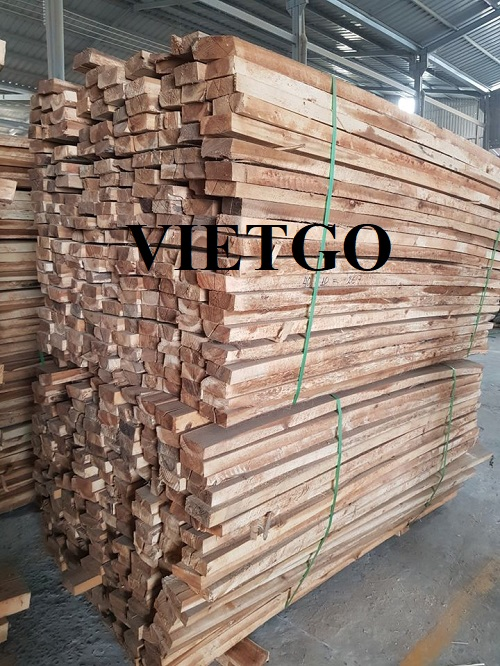 Opportunity to export 10 containers 20ft of timber monthly to the Egyptian market