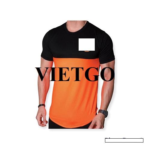 Cơ hội xuất khẩu mặt hàng áo phông sang thị trường Anh