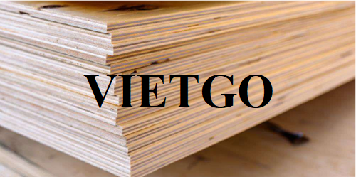 Opportunity to export plywood and blockboard every month to the Philippines market