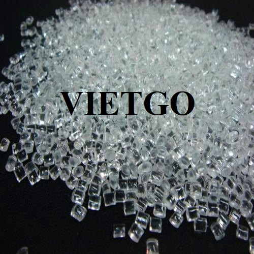 Opportunity to export 1.000 tons of virgin PET granules monthly to Georgia market