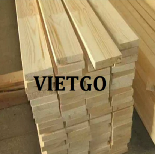 Cơ hội xuất khẩu thường xuyên số lượng lớn gỗ cao su xẻ cho một vị khách hàng người Albania