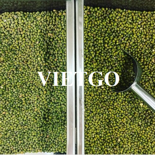 Opportunity to export mung beans to the Philippine market