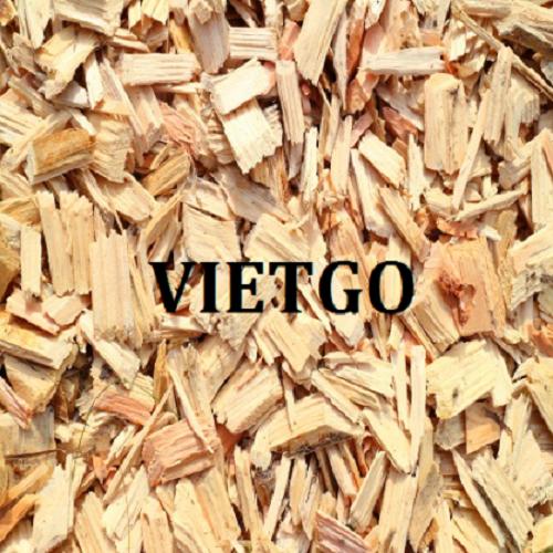Cơ hội xuất khẩu gỗ vụn hàng tháng sang thị trường Trung Quốc