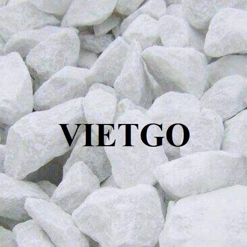 Cơ hội xuất khẩu 20.000 tấn đá vôi mỗi tháng sang thị trường Đài Loan