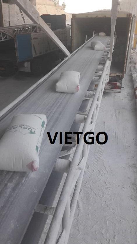 Tinh bột sắn Vietgo