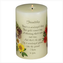candle-for-friendship